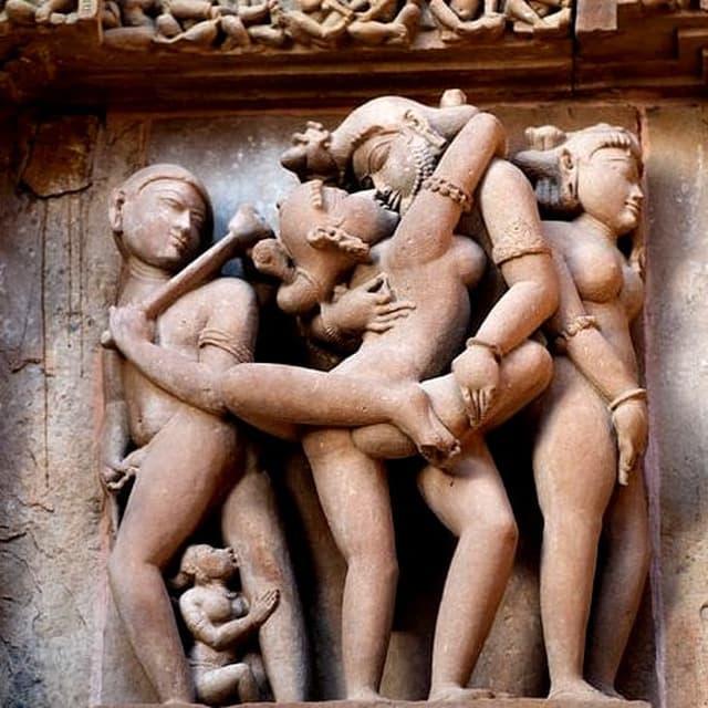 Indiān Kāmasūtra | Индийская Камасутра